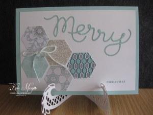 Hexagon Christmas