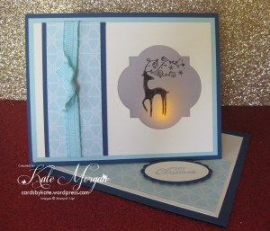 Tea Light Candle Card