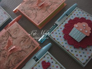 Post it Note Holders