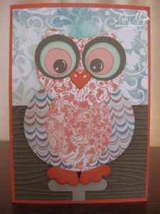 Owl Punch Art