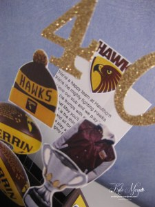 Hawthorn FC Card in a Box