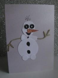 Olaf by Annika
