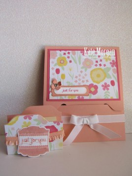 Gift Card Holder EPB Mini Post It Note Holder