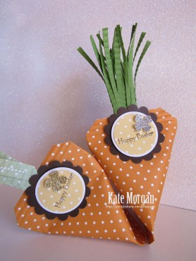 Stampin' Up! Easter Carrot