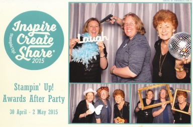 2015 Stampin' Up! Awards After Party
