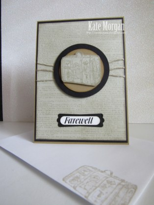 Traveler Stampin' Up!