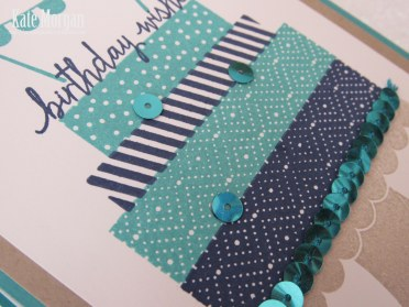 Build a Birthday Stampin Up!