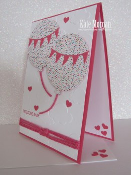 Balloon Framelits Stampin' Up!
