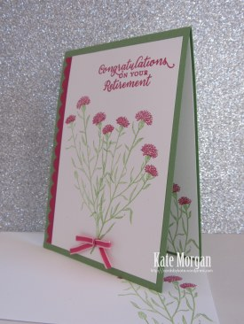 Wild about Flowers #Stampin' Up!