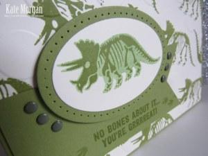 Dinosaur Roar #stampinup