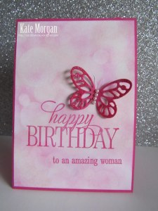 #stampinup Happy Birthday Everyone