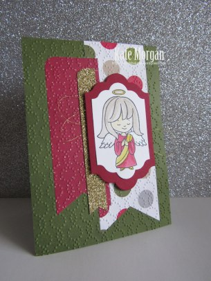 #stampinup Christmas Cuties