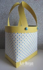 #stampinup Gift Bag