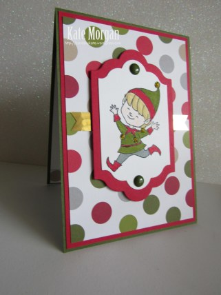 Christmas Cuties #stampinup