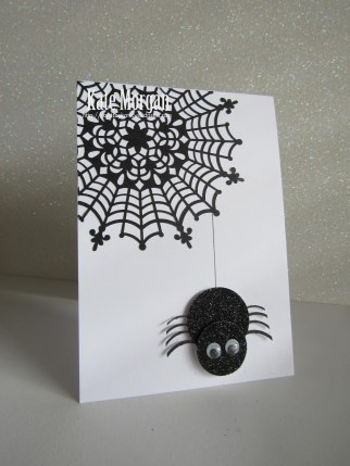 Incy Wincy Spider #stampinup