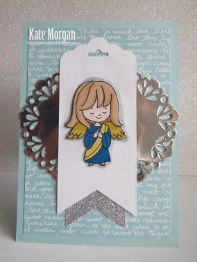 #stampinup Christmas Cuties Angel