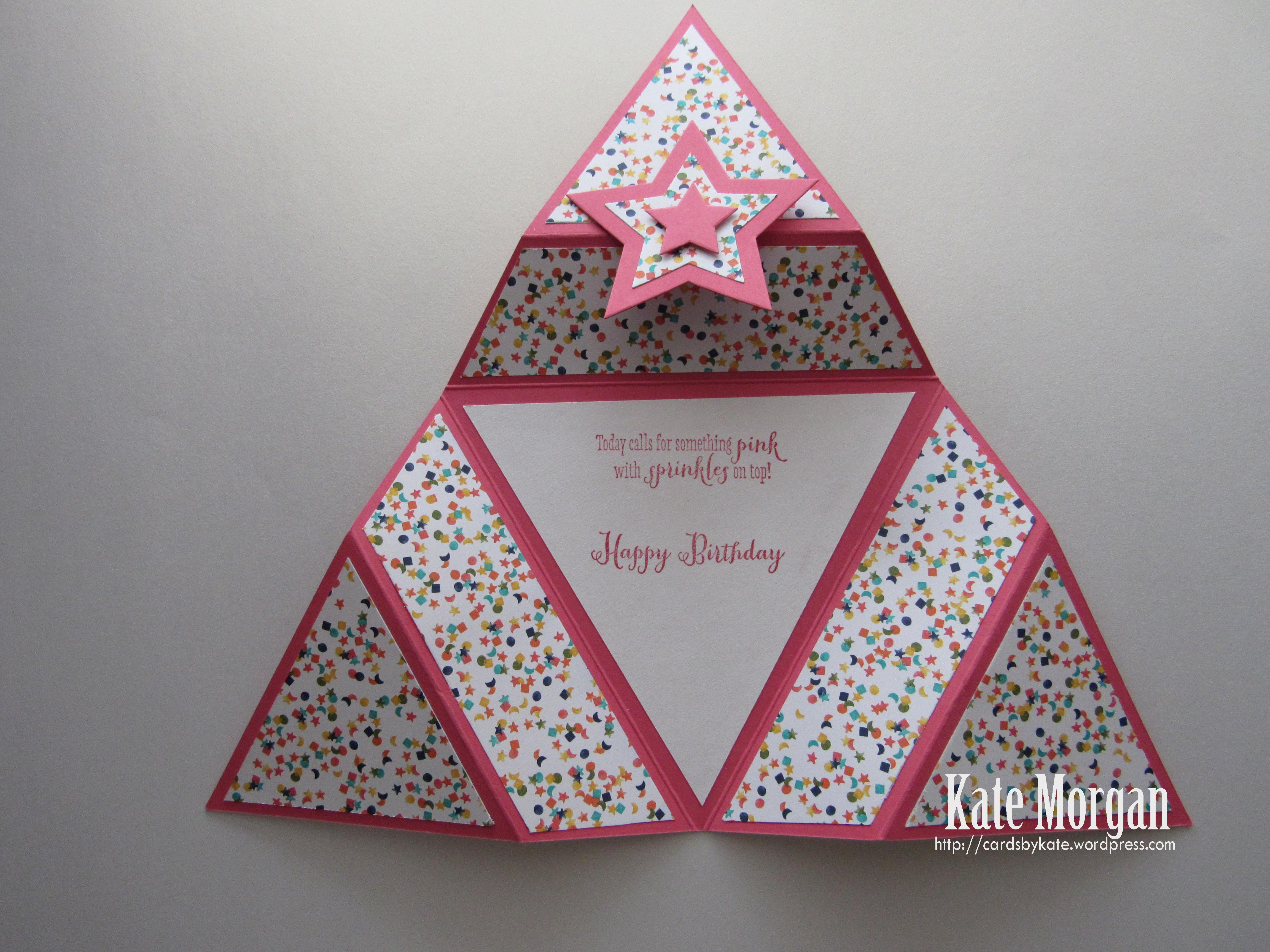 star fold card selo l ink co