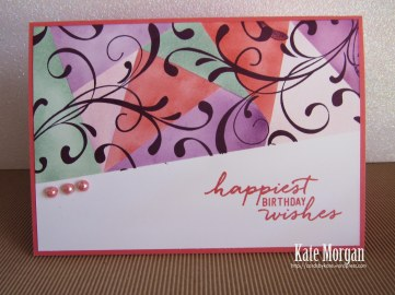 #stampinup Everything Eleanor
