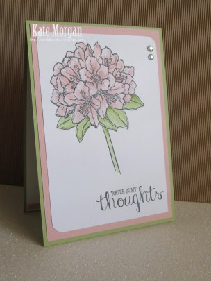 Best Thoughts #stampinup