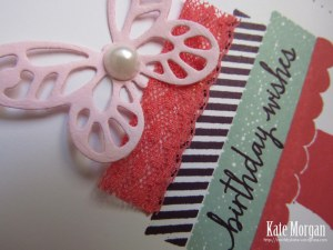 Build a Birthday Cake #stampinup