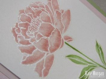 You've Got This #stampinup Blender pen flower