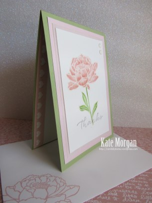 You've Got This #stampinup Blender pen flower