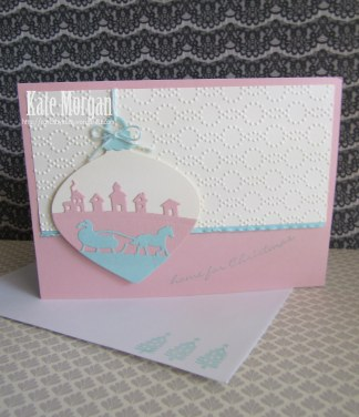 Sleigh Ride #stampinup