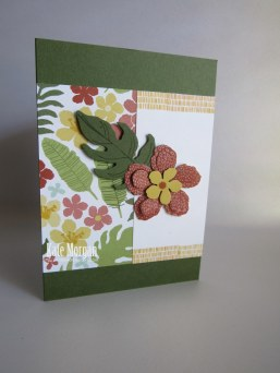 Botanical Gardens Product Suite #stampinup