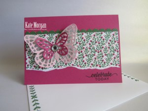Love Blossoms DSP #stampinup