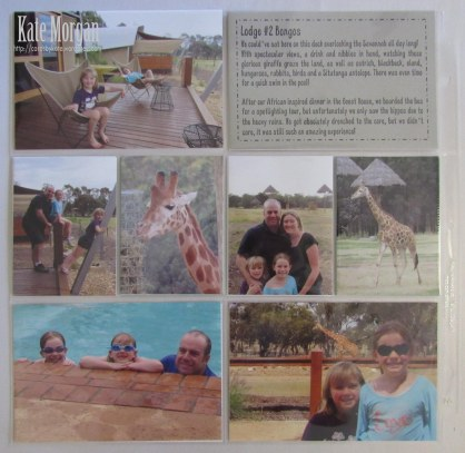 Taronga Western Plains Zoo Dubbo #stampinup