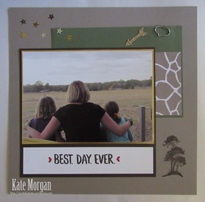 Zoofari Lodge Dubbo #stampinup