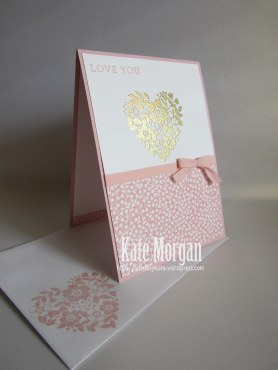 Bloomin' love #stampinup