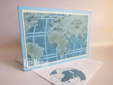 Going Global & Going Places #stampinup