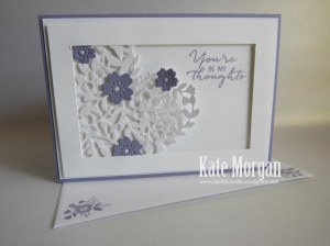 Bloomin Heart #stampinup Occasions 2016 Saleabration