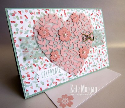 #bloominheartthinlitsdie #loveblossoms #birthdaybouquetdsp #occasions2016 #stampinup #flowers #bowpaperclipsembellishments #stampinupaustralia