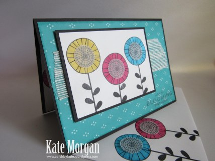 #BalloonCelebration #occasions2016 #stampinup #flowers