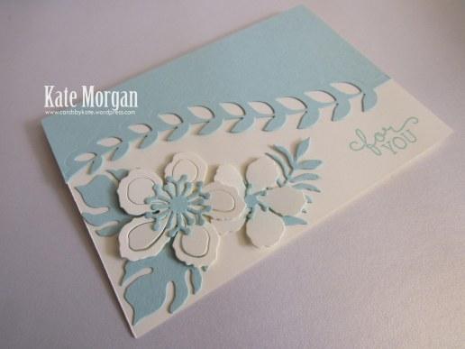 Botanical Builder Framelits, Feminine Handmade Card, DIY,  Stampinup