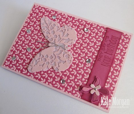 Love Blossoms DSP, Bloomin' Heart Thinlit, Suite Sayings, Occasions 2016 Stampinup, stampinupaustarlia