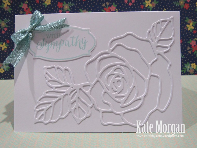 Rose Wonder, Rose Garden Thinlits, #stampinup, DIY, 2016-2017 Annual catalogue