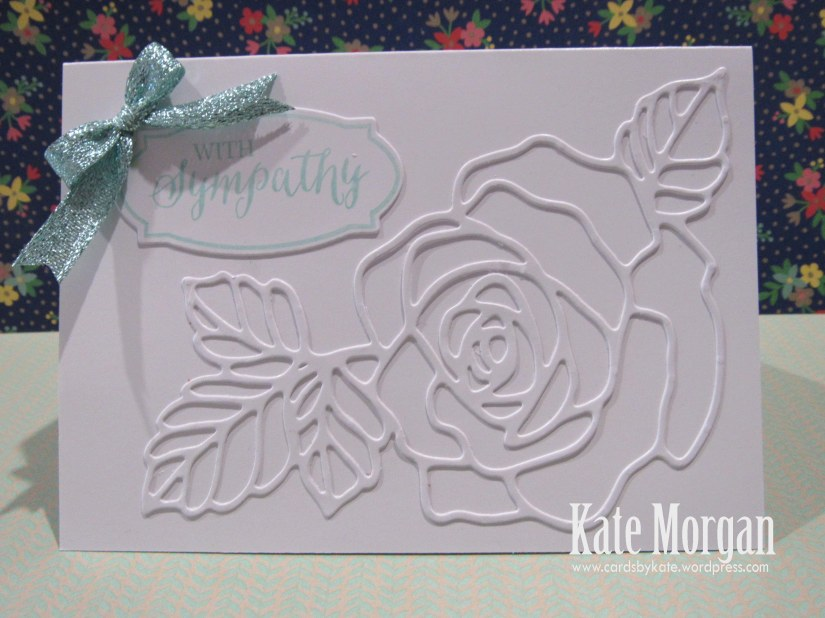 Rose Wonder, Rose Garden Thinlits, #stampinup, DIY, 2016-2017 Annual catalogue