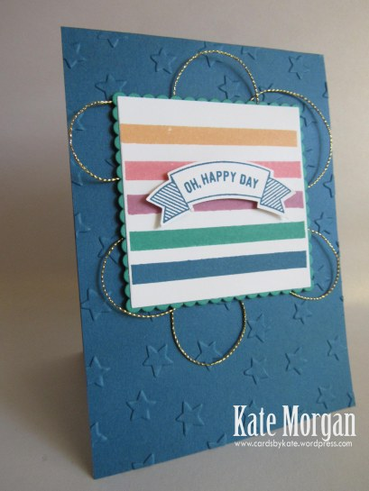 2016-2018 In Colours, Stars TIEF, Thoughtful Banners, Layering Squares Framelits, Duet Banner Punch, DIY, #stampinup