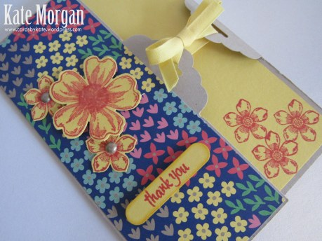 Flower Shop, Pansy punch, Affectionately Yours DSP, #stampinup, Petite Petals, Scallop Tag Topper