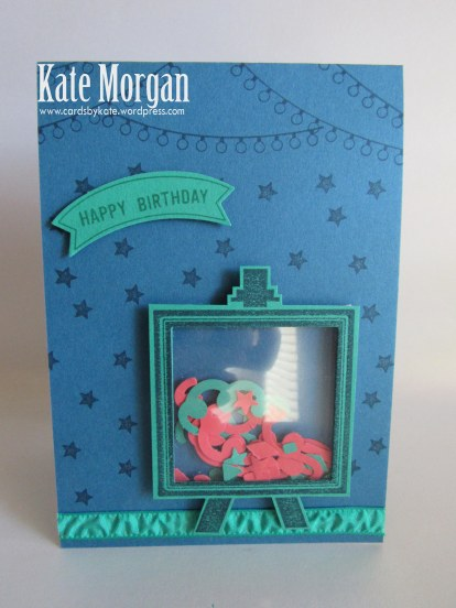 Playful Palette, Sprinkles Punch, Thoughtful Banners, Layered Squares Framelits, #stampinup