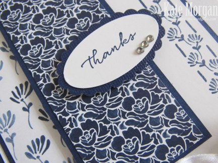 Floral Phrases, Floral Boutique DSP, #stampinup, Thank you, 2016, #stampinupaustralia, Feminine Handmade Card, DIY