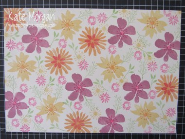 Blooms & Bliss OSW, Sunshine Wishes, DIY #stampinup