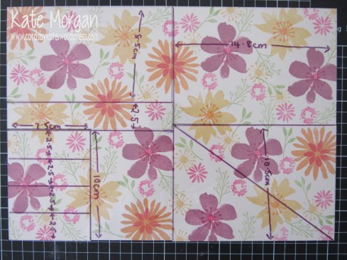 Blooms & Bliss OSW, Sunshine Wishes, Pop of Pink, DIY, #stampinup