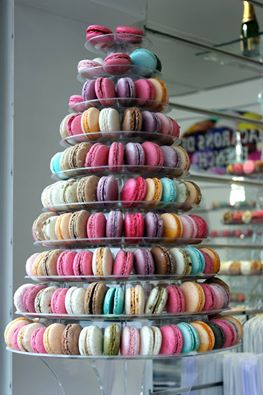 Macaron Inspiration challenge by Claire D