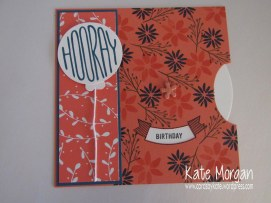 View Finder Card, Blooms & Wishes, Confetti Celebration, Thoughtful Banners, #stampinup Cards by Kate @cardsbykate @cardsbykatemorgan DIY