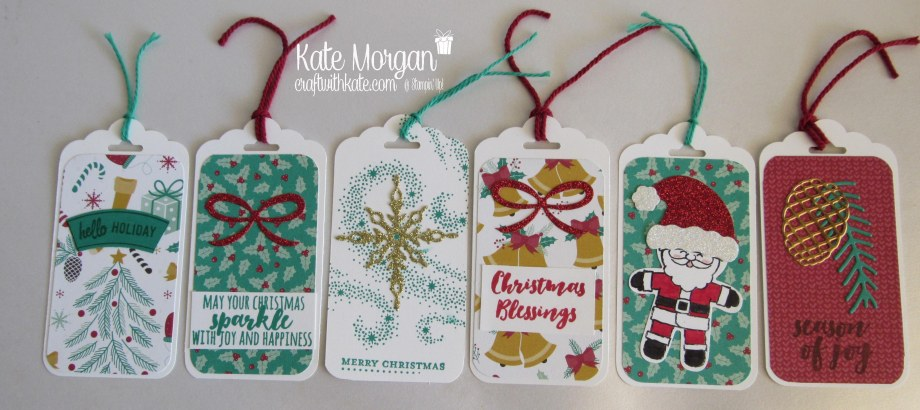 christmas-tags-using-stampin-up-presents-pinceones-dsp-by-kate-morgan-independent-stampin-up-demonstrator-classes-available-in-rowville
