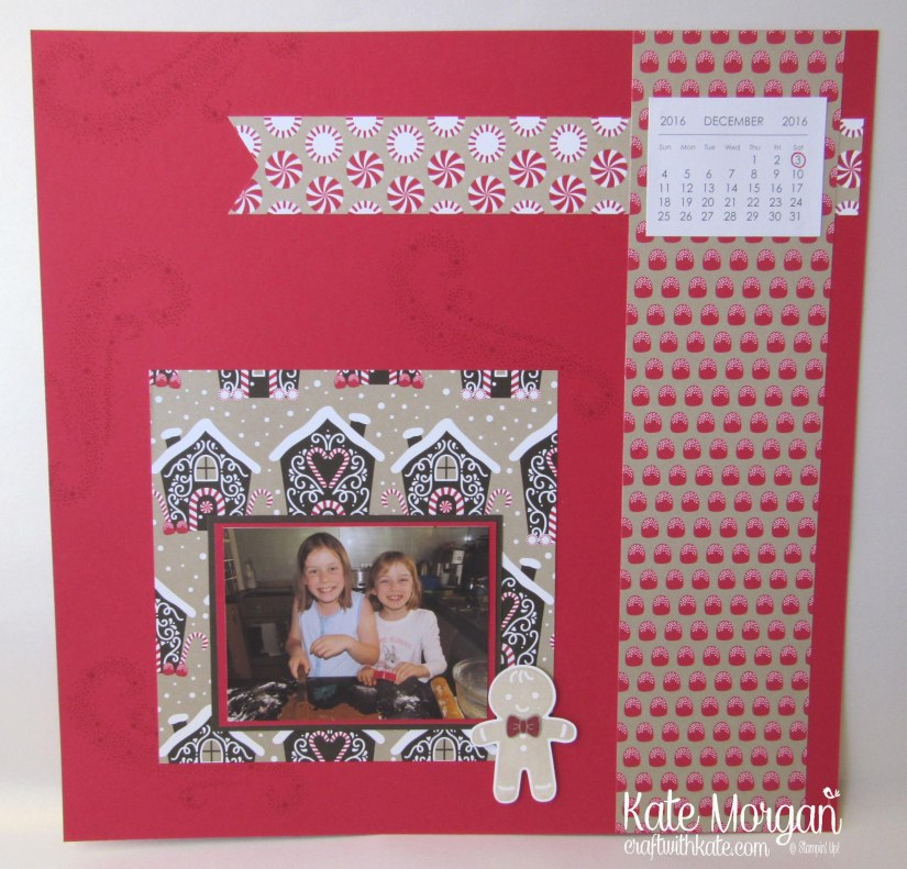 12x12-traditional-scrapbook-page-using-stampin-up-candy-cane-lane-dsp-star-of-light-cookie-cutter-bundle-by-kate-morgan-independent-stampin-up-demonstrator-australia-classes-available-in-rowvil
